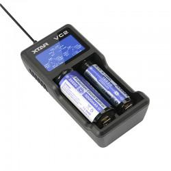 Xtar VC2 USB Li-ion/Ni-MH Battery Charger