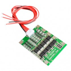 4S 30A 14.8V Lithium Battery BMS Packs PCB Protect