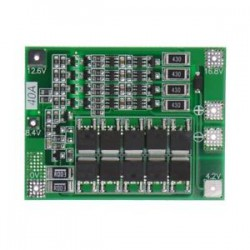 4S 40A 14.8V Lithium Battery Protection Board 1865