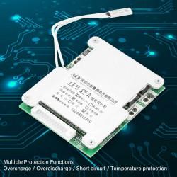 13S BMS 50A 3.7V Lithium Batarya Koruma ve Dengeli Şarj Modülü