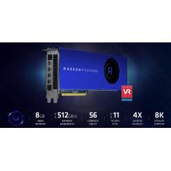 AMD Radeon Pro WX 8200 Ekran Kartı
