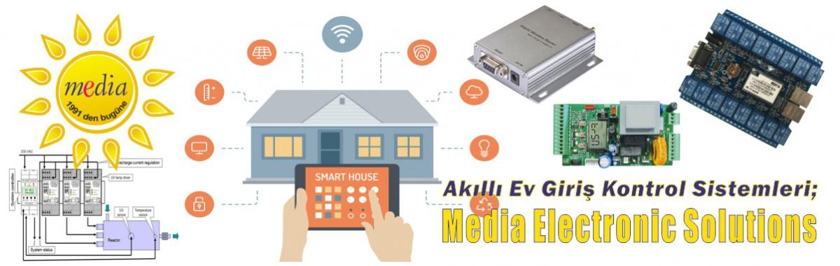 Akıllı Ev ve Kontrol Sistemleri