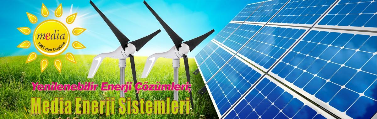 Yenilenebilir Enerji Santralleri Kurulumu